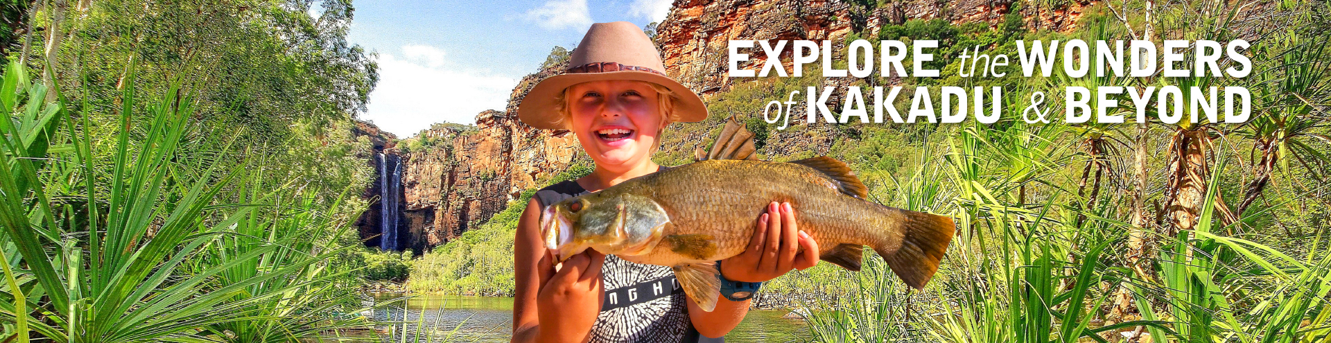Explore the wonders of Kakadu and beyond
